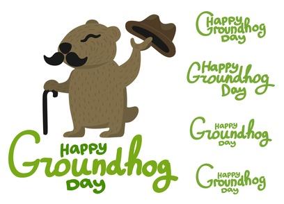 Happy Groundhog Day 2015!