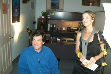 Jim Guller, Owner, with Ann Higby of Twist - Help Topic Videos